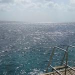 Deck para mergulho