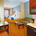 Foto de Holiday Inn Express Hotel & Suites Byram