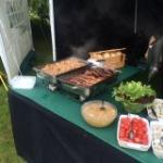 our outside catering function