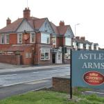 Astley Arms by the sea