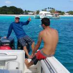 Best experience in Barbados was this snorkeling trip! 4 stops. Free unlimited drinks  from wonde