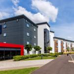 Travelodge Cambridge Orchard Park Foto