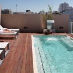 Climatized Relax pool with massage jets