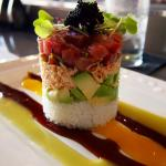 Not to be missed tuna tower