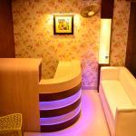 Reception of Hotel Lotus Puri