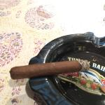 Just sampling one of Havana Bobs Stogies. Beautiful.