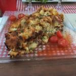 pomme de terre au lard et cantal :)
