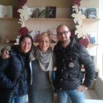 """con la """"signora"""" del Montefalco Sagrantino"""