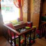 nice playground corner for children