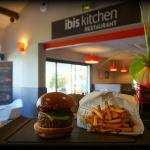 "Burger ""Ibis Kitchen"""