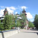 Proche de Whistler Visitor Centre