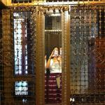 Fabulous elevator in the Cannon building!  Gives you a feel for the historical essence of the bu