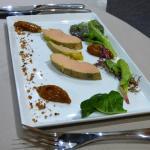 Région de foie gras .... exceptionnel !