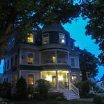 The Nellie at night :)