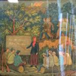 Агитационные шкатулки картины художников владимирской школы