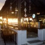 a very cozy and relaxing place to have a drink, relax & watch different sunset (everyday) The Po