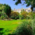 The Grange from the Garden
