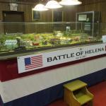 Battle of Helena model