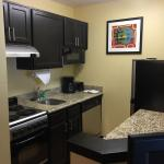 Kitchen will full-size amenities!