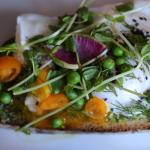Poached Egg Tartine
