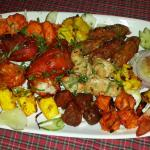 Big Mixed Grilled Plater