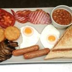 Now serving breakfast!!