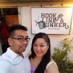 First time @ Hook Line & Sinker