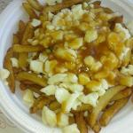 """this is the poutine with """"less sauce"""" just like I like it."""