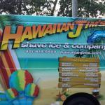 Bild från Hawaiian Jim's Shave Ice & Co.