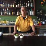Caesar, the best bartender in Maz!