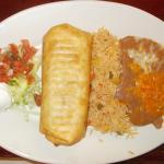 Seafood chimichanga-6-10-16