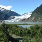 It's a gorgeous day at Mendenhall Glacier! June 10, 2016