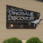 The dino museum. Fantastic!