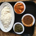 3 item combo and samosa