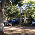 Travelled from Newcastle, NSW stopping at caravan parks along the way. This one is by far the fr