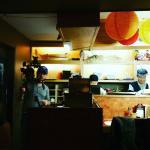 The food network at Sakura!