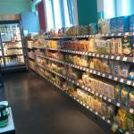 Veganz market