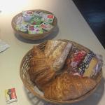 panier de croissants pour chacun