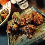 Garlic Chicken Wings