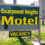 Zdjęcie Escarpment Heights Motel