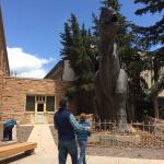 University of Wyoming Geological Museum Foto