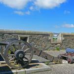 """""""Derry's Walls"""" and armaments."""