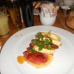 Breakfast in Kuka restaurant