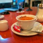 Exzellenter Kaffee mit Nappo!