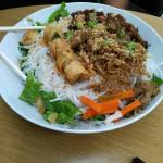 Pho and rice vermicelli