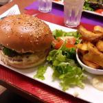 Burger Oh ! Calcutta !