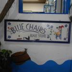 blue chairs vourliotes samos