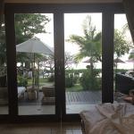 Foto de Tauch Terminal Resort Tulamben & Spa