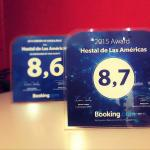 Calificación booking