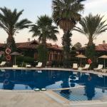 Assyrian Hotel Pool